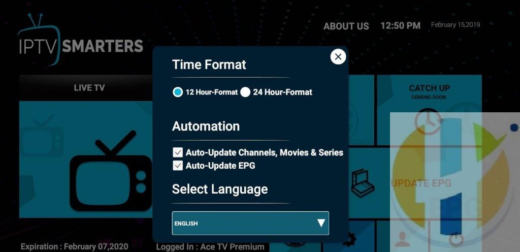 New IPTV SMARTERS WINDOWS APP V2 4 - Husham com IPTV
