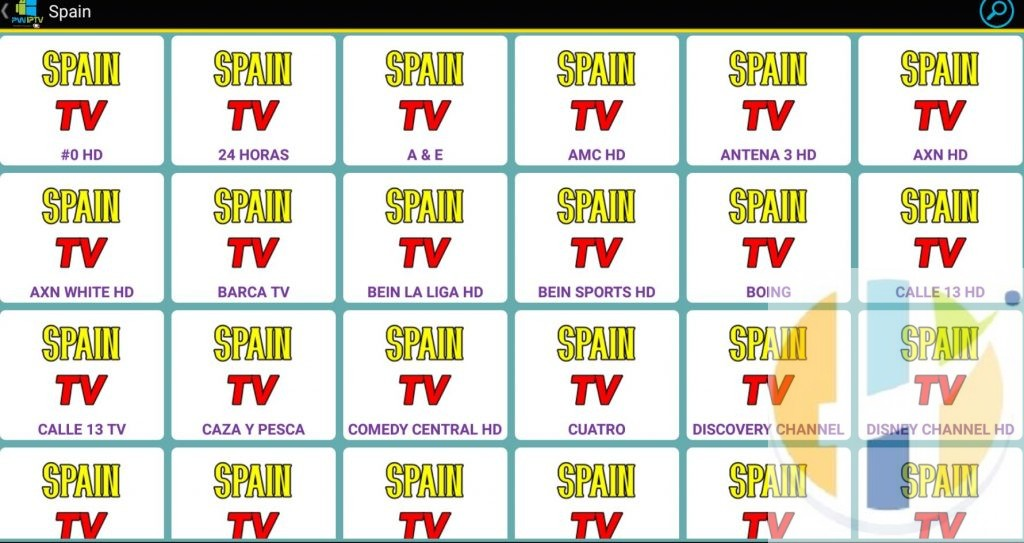 2000 IPTV LINKS FREE - PW IPTV APK - Husham com APK