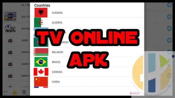 TV ONLINE APK WORLD IPTV DEMO VERSION - Husham com APK