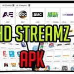 IPTV 600 PLUS APK – HD STREAMZ Android Firestick NVIDIA Shield