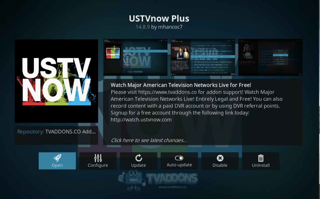 USTVNow Plus