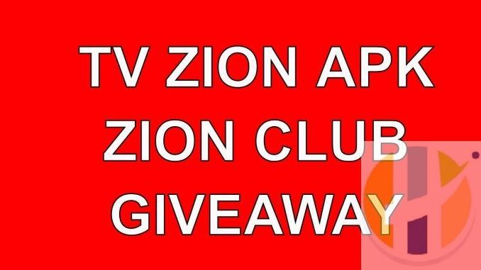 HUSHAM COM Zion Club Giveaway - Husham com APK