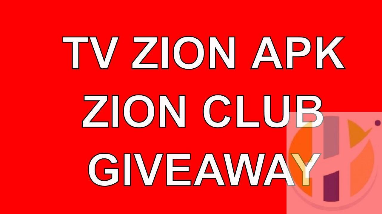 Tv Zion Club Code