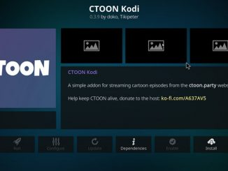 Ctoons Addon Guide - Kodi Reviews