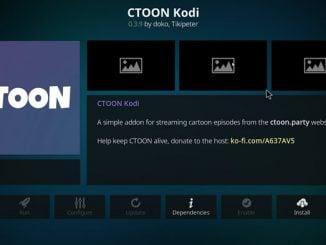 Ctoons Addon Guide - Kodi Reviews