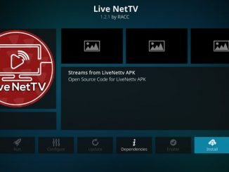 Live NeTV Addon Guide - Kodi Reviews