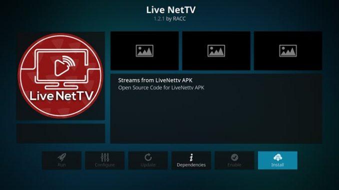 Live NeTV Addon Guide - Kodi Reviews