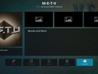 M.E.T.V Addon Guide - Kodi Reviews
