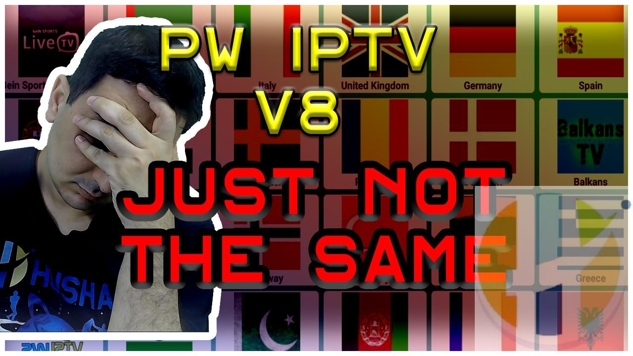 IPTV TÉLÉCHARGER PW