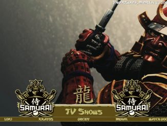 Samurai Build 1