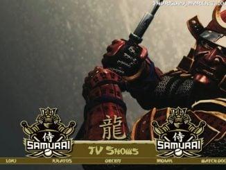 Samurai Build 1