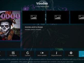 Voodoo Addon Guide - Kodi Reviews