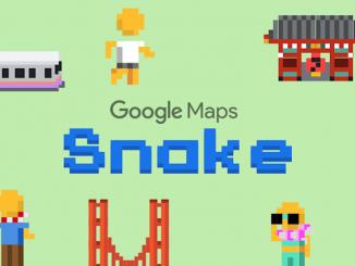 Google Maps April Fools