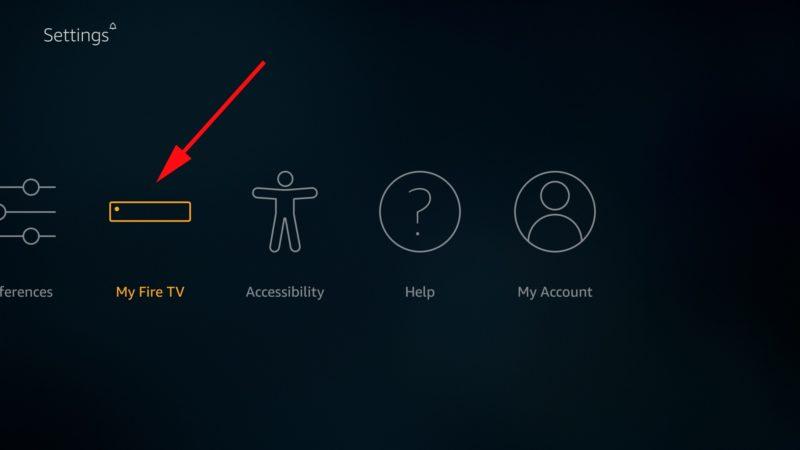 install app on Firestick