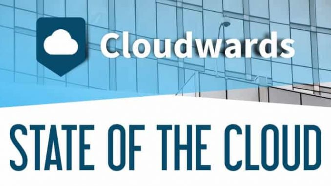 State of the Cloud, April 2019