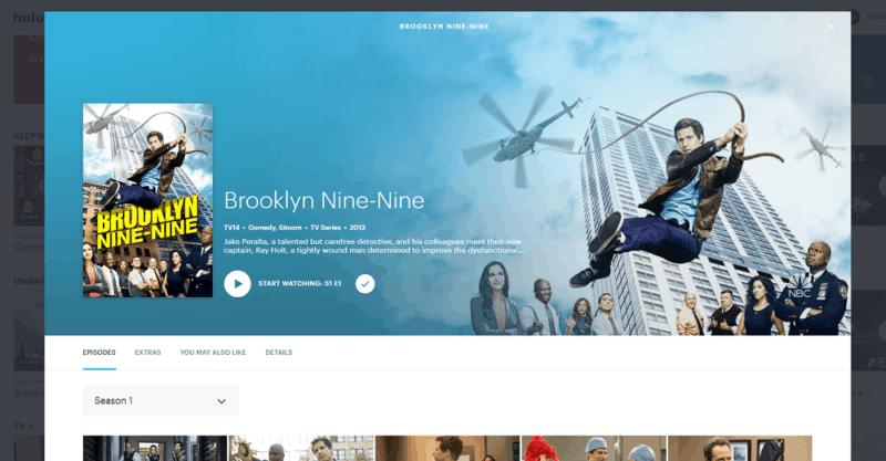 how-to-watch-brooklyn-nine-nine-hulu