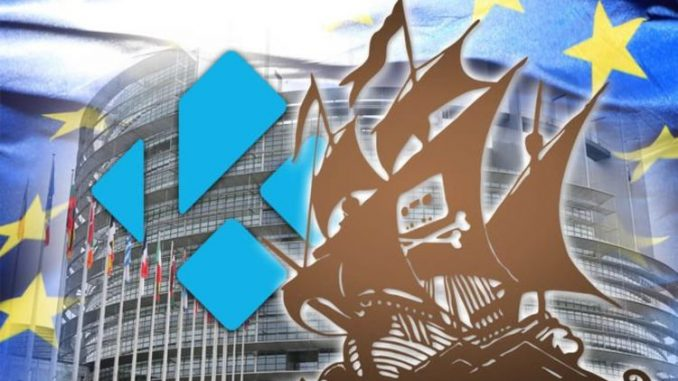 Article 13 - Last chance for defeat Kodi and Pirate Bay fans