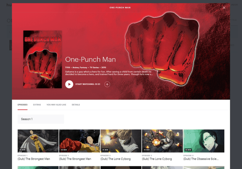how-to-watch-one-punch-man-hulu