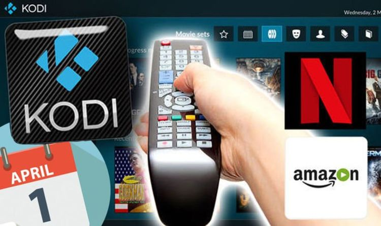 Kodi offers fans a TV streaming deal that's simply too good to be true