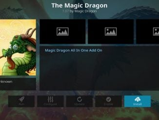 Magic Dragon Addon Guide - Kodi Reviews