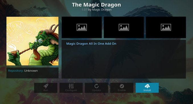 Magic Dragon Addon Guide - Kodi Reviews