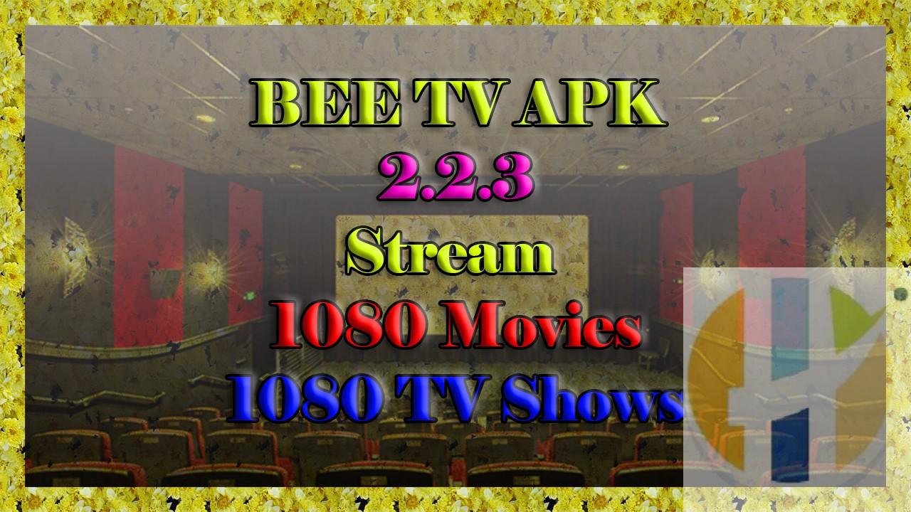 Best ShowBOX Replacement - BeeTV APK 2 2 3 Stream Movies TV Shows