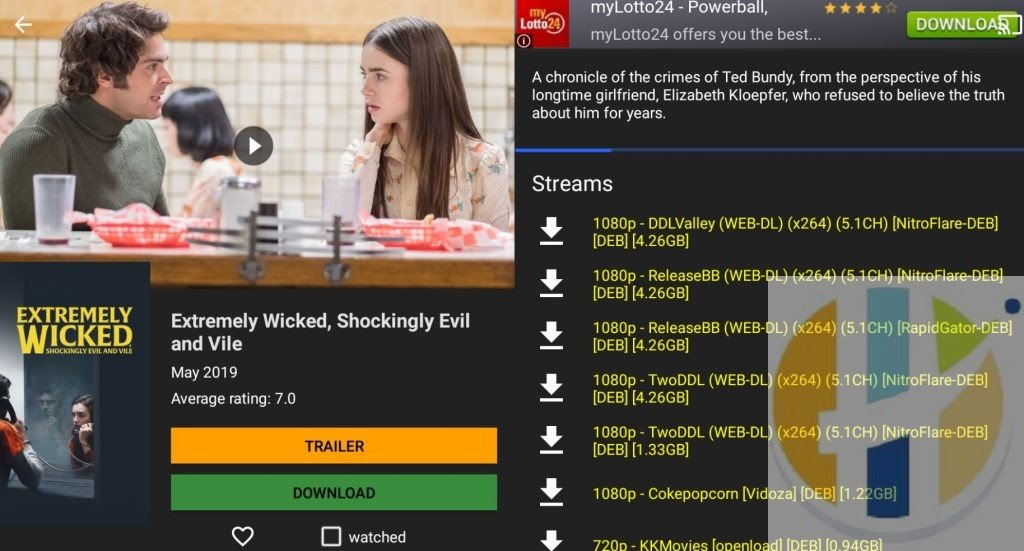 Cinema APK Movies TV Shows Android Firestick NVIDIA Shield
