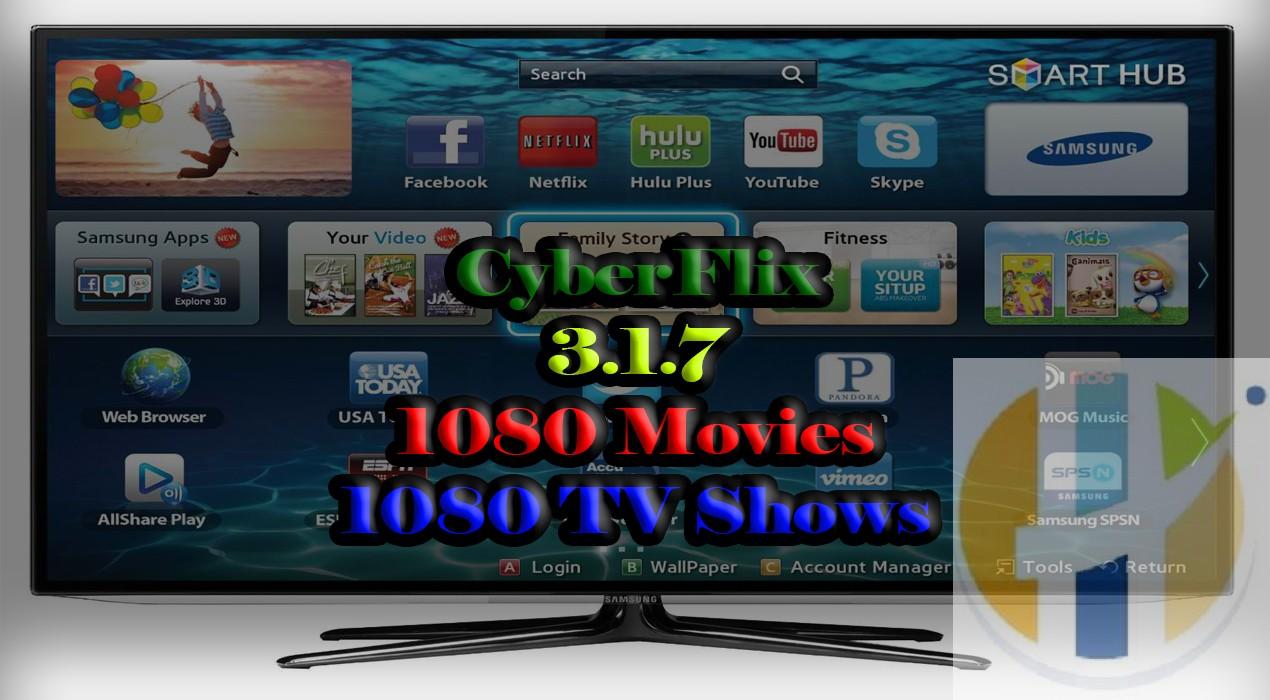 Cyberflix TV APK 3 1 7 New Release - Best Terrarium TV Replacement