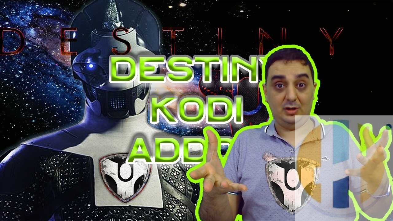 How to Install the DESTINY Addon for Kodi v18 - Husham com