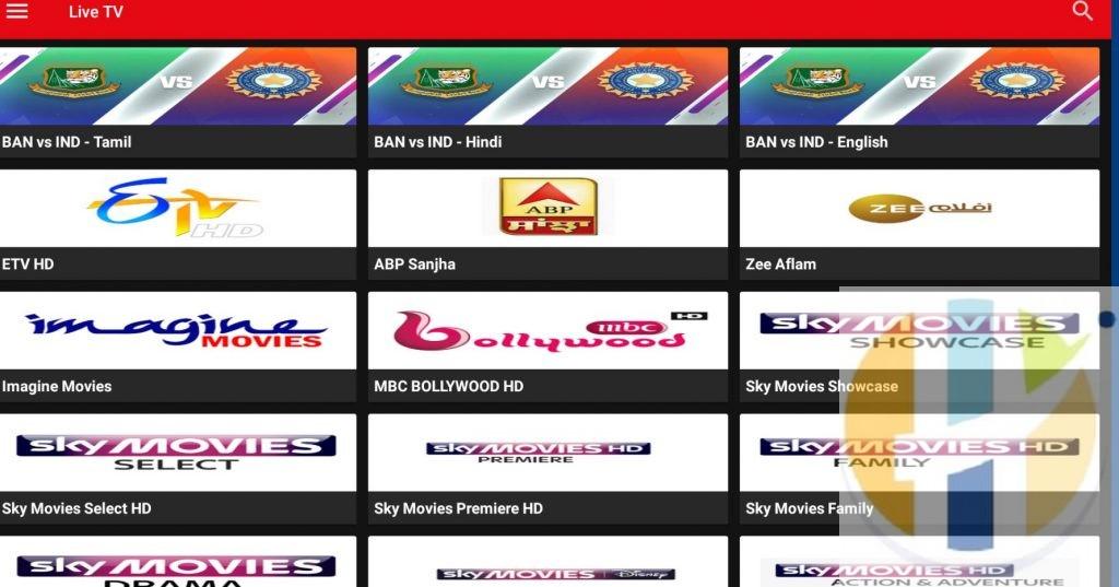 RedFlix TV APK IPTV and Movies plus Bollywood - Husham com APK