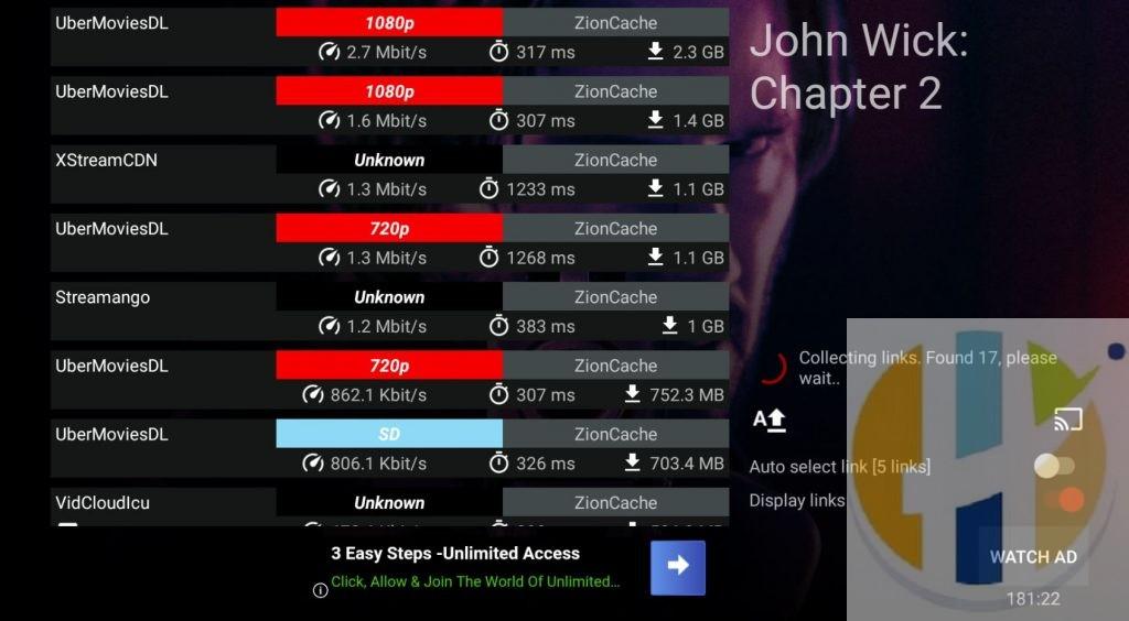 TVZion APK 3 8 BETA 1 APK Movies TV Shows Android Firestick