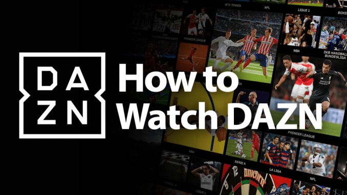Watch Sports from the US & Canada