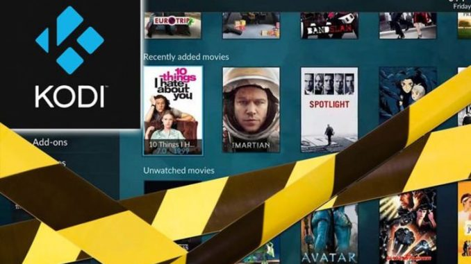 Kodi CRACKDOWN: Add-on fans dealt blow as piracy clampdown ramps up