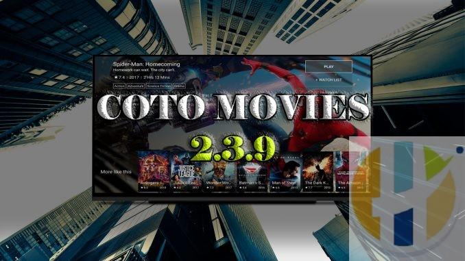 cotomovies 2.3.9 APK Free Movies and Tv SHows