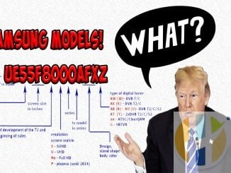 Trump US President is confused with What Samsung TV model I have?