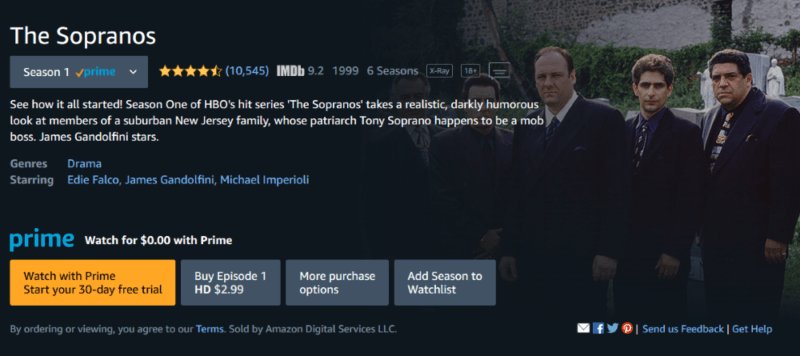 how-to-watch-the-sopranos-amazon