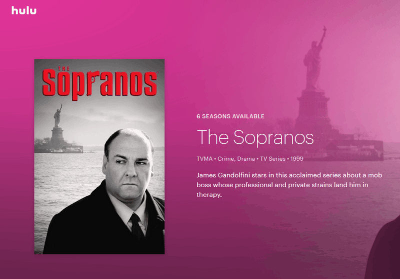 how-to-watch-the-sopranos-hulu