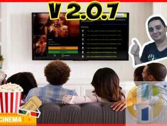 Cinema APK the best Popcorn Time TV Application