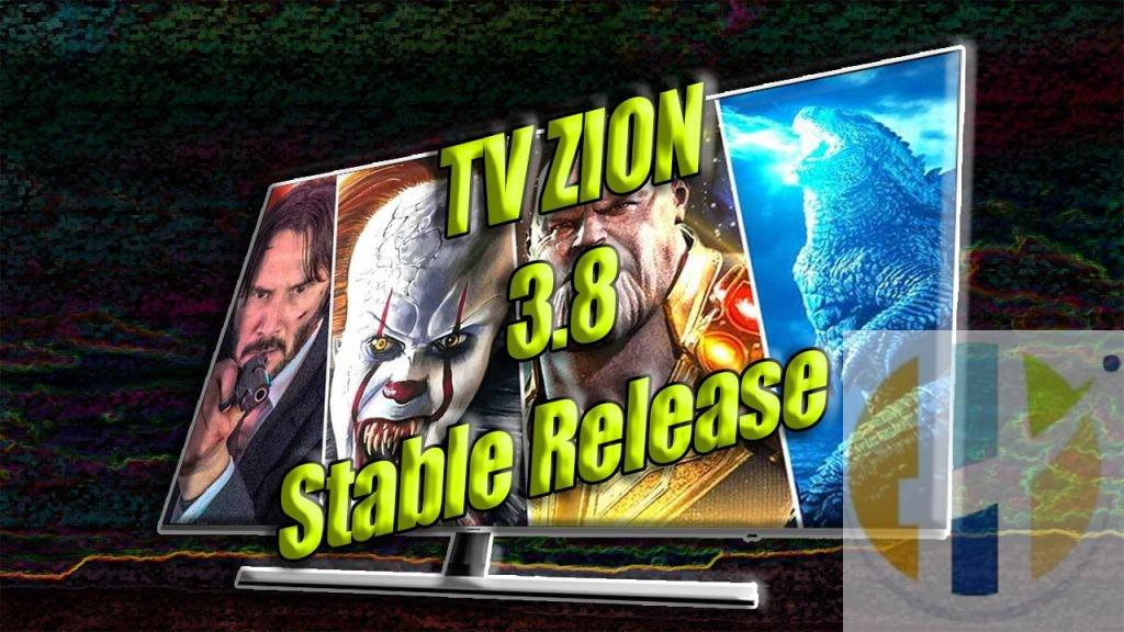 TVZION 3.8