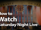How to Watch Saturday Night Live in 2019: Laughs Galore