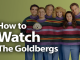 How to Watch The Goldbergs in 2019 For Some 80s Nostalgia
