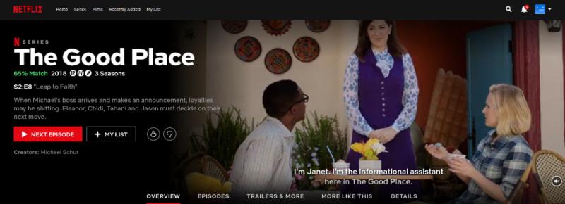 The-Good-Place-Netflix