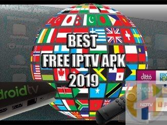 BEST FREE IPTV APK 2019