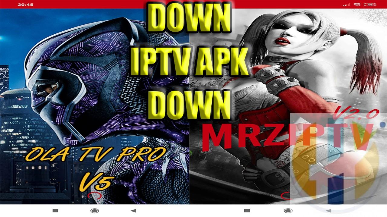 OLA TV PRO & Mr Z IPTV Down IPTV & for How Long?!!!! - Husham com News