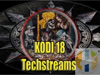 Techstreams kodi 18 addon
