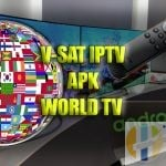 Free IPTV APK v-sat apk