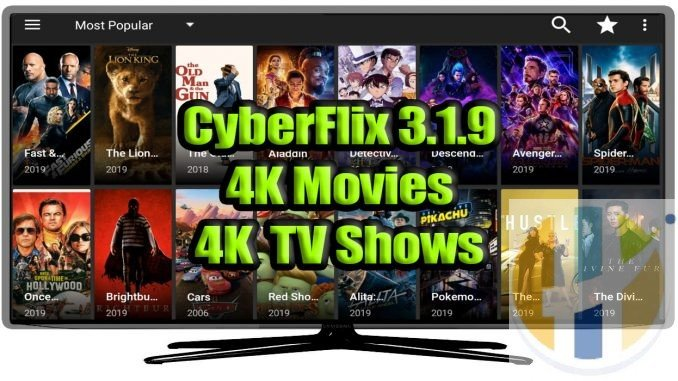Cyberflix TV APK 3 1 9 New Release - Best Terrarium TV Replacement
