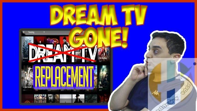 Replace DREAM TV APK with Titanium APK for Movie TV Shows