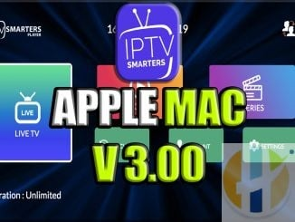 iptv smarters pro MAC Version