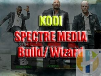 SPECTRE MEDIA KODI BUILD